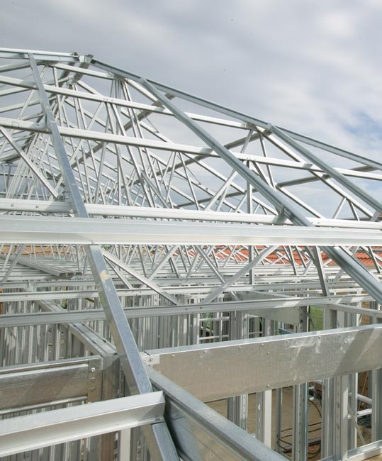 Partners for Truss roof system