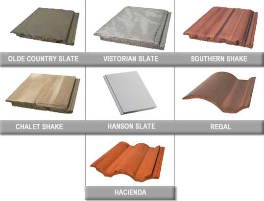 Partners for Type of roof tiles